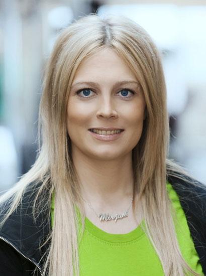 Mirjam Pætursdóttir
